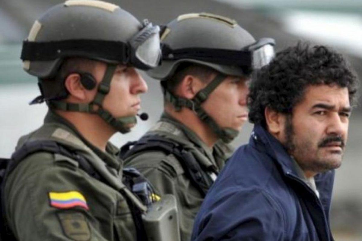 Ordenó más de 66 homicidios y contrató a antiguos paramilitares para hacer crecer su organización paramilitar. Foto:Vía Inpec. Imagen Por: