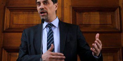 Ministro Díaz descarta quiebre en el oficialismo por disputa entre PC - DC