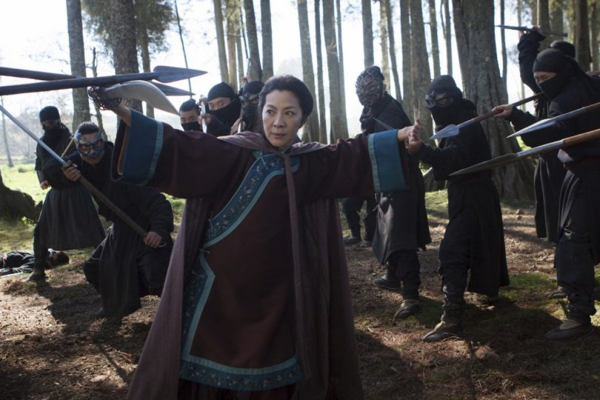 """Crouching Tiger, Hidden Dragon: Sword of Destiny"" – Disponible a partir del 26 de febrero. Foto: Vía Netflix. Imagen Por:"