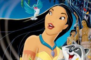 """Pocahontas"" – Disponible a partir del 3 de febrero. Foto:Vía Netflix. Imagen Por:"
