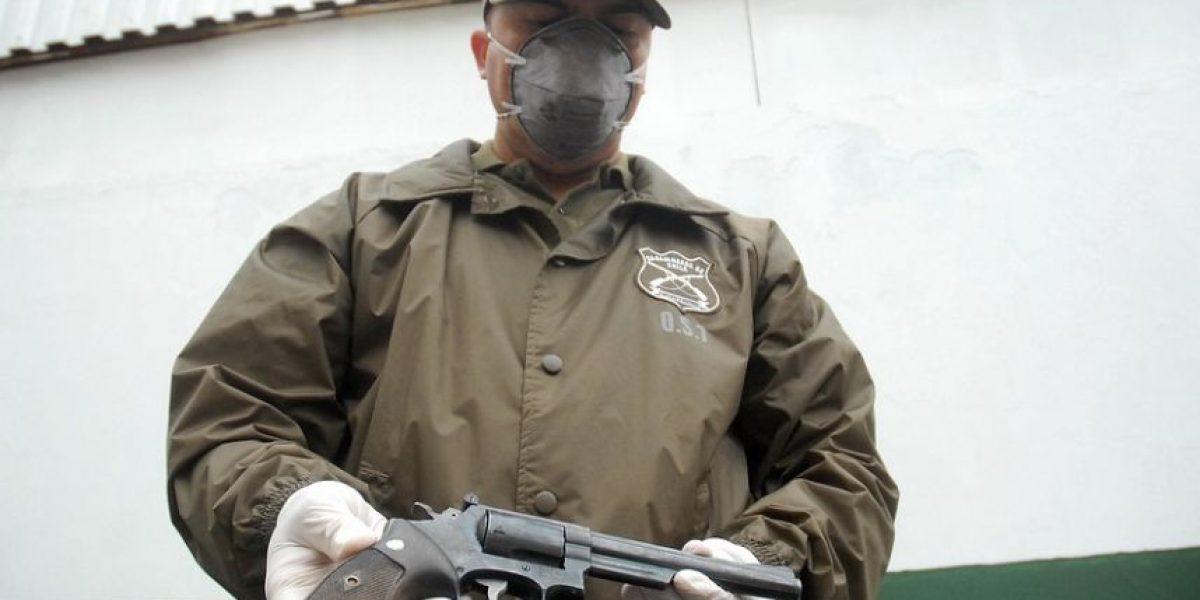 Diez narcotraficantes fueron detenidos en persecución con tiroteo en el norte