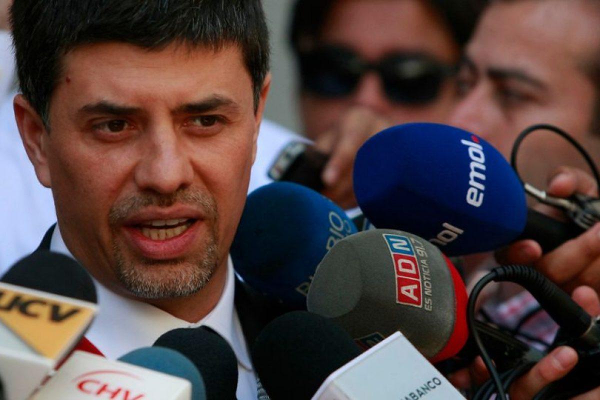 Marcelo Díaz, ministro (s) del Interior. Imagen Por: