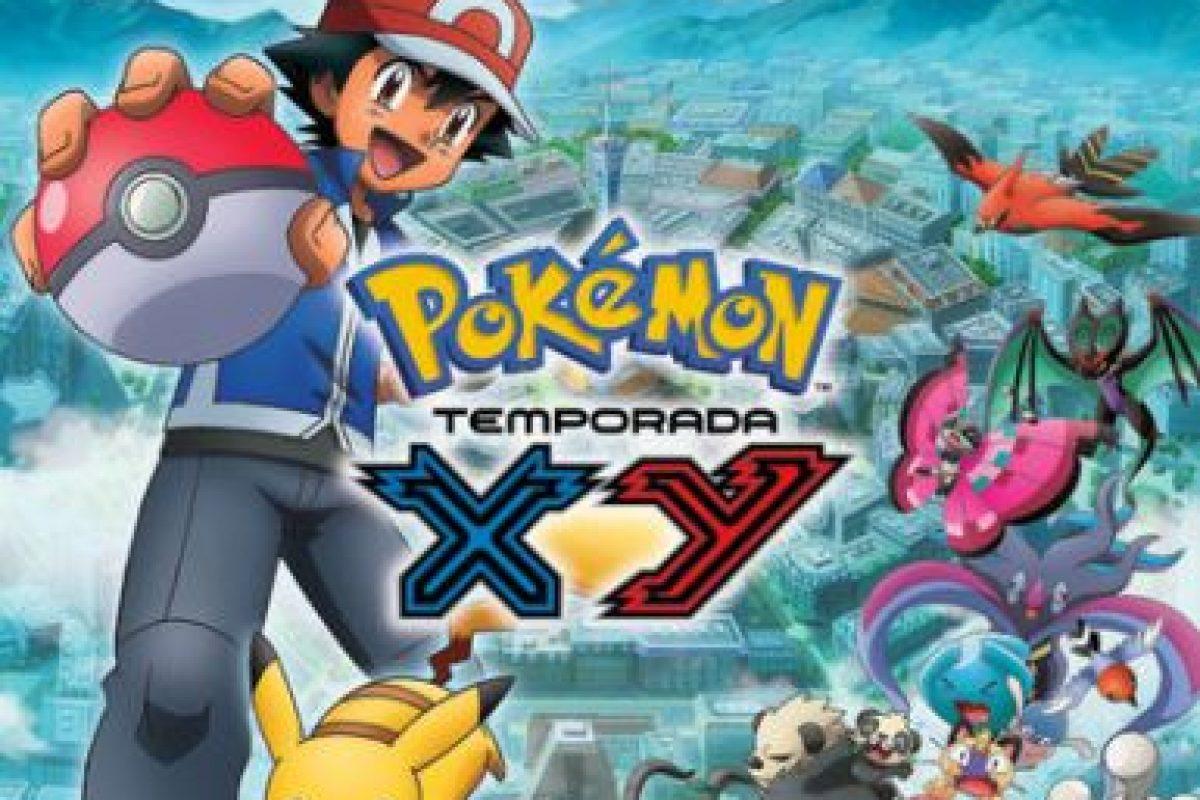 """""""Pokémon: XY"""" – Disponible a partir del 15 de febrero. Foto:Vía Netflix. Imagen Por:"""