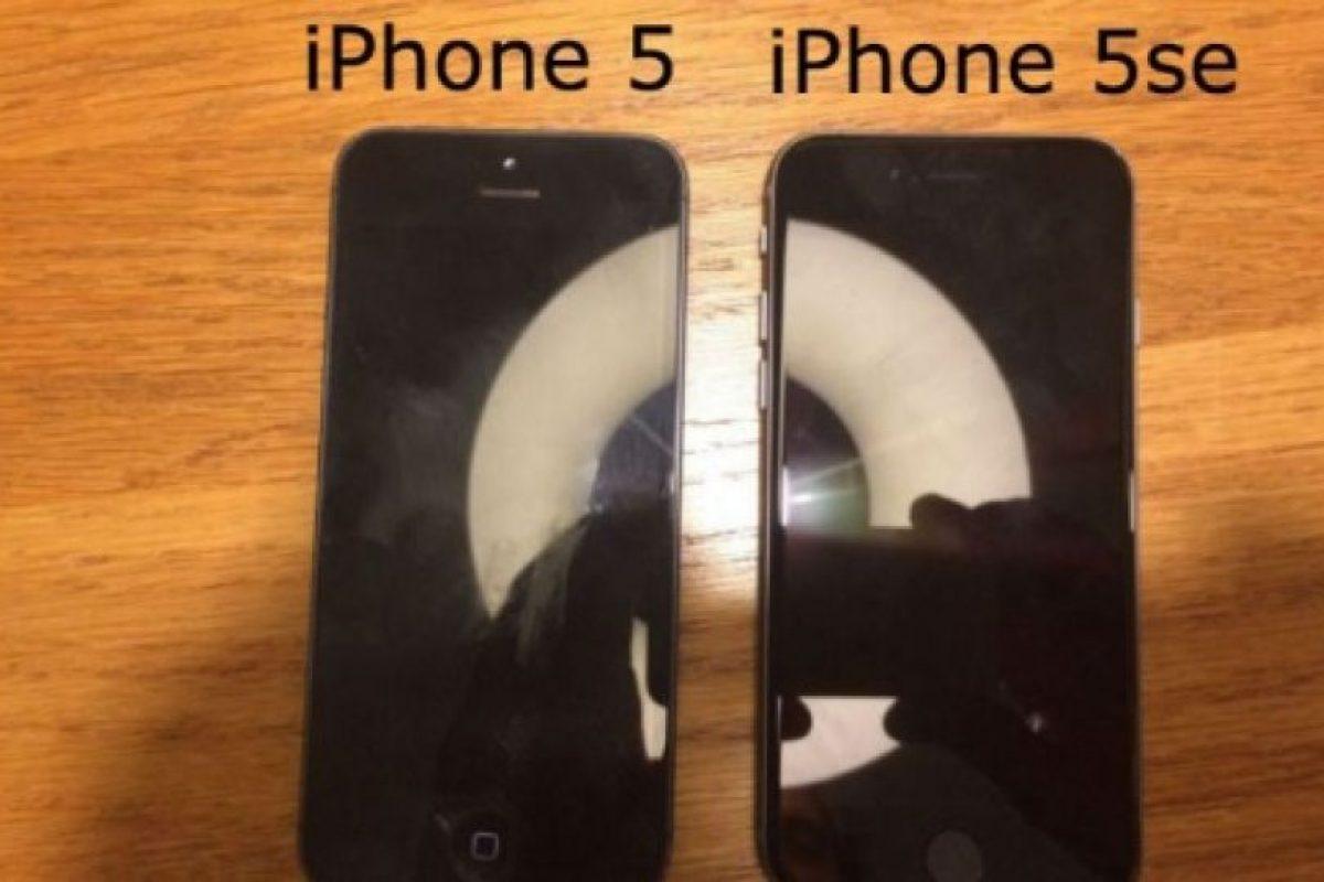 Esta sería la primera imagen del iPhone 5se. Foto:Vía onemorething.nl. Imagen Por: