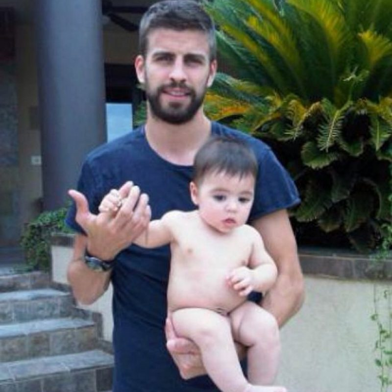 . Imagen Por: Vía instagram.com/shakira/