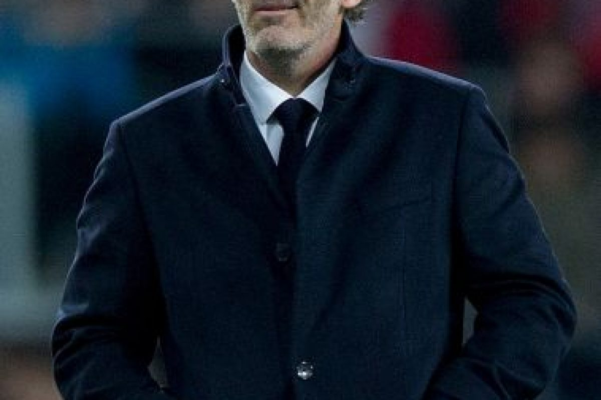 7 millones de euros al año recibe el francés por dirigir al PSG. Foto:Getty Images. Imagen Por: