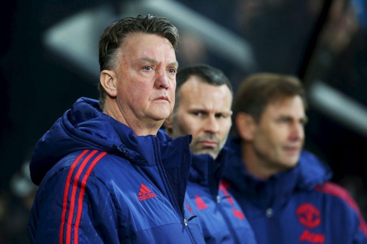 Manchester United le paga 10 millones de euros al año, pero podría salir del equipo al final de la campaña. Foto:Getty Images. Imagen Por: