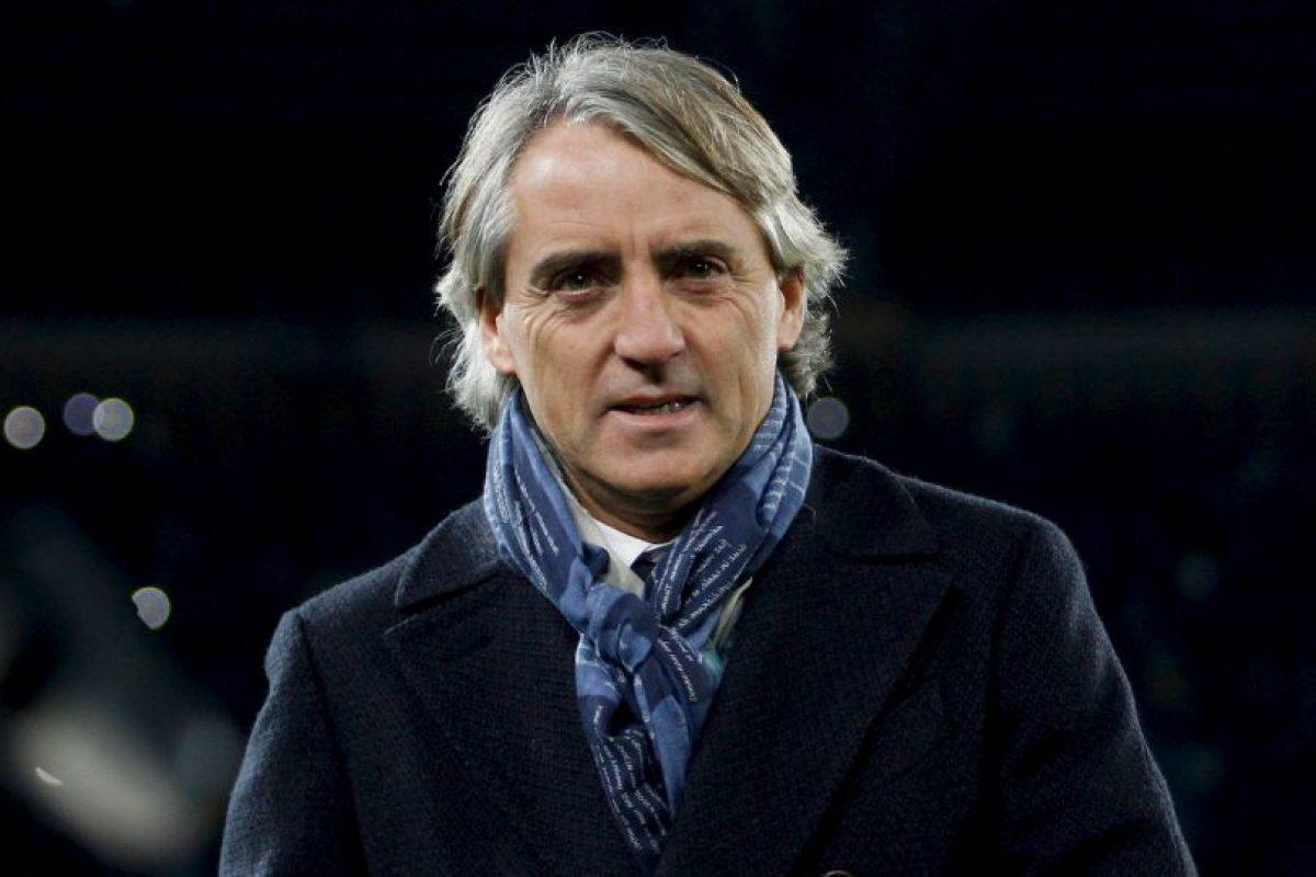 10. Roberto Mancini Foto:Getty Images. Imagen Por: