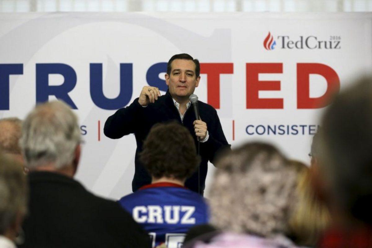 Igual que Donald Trump y Ted Cruz en el Partido Republicano. Foto:AP. Imagen Por: