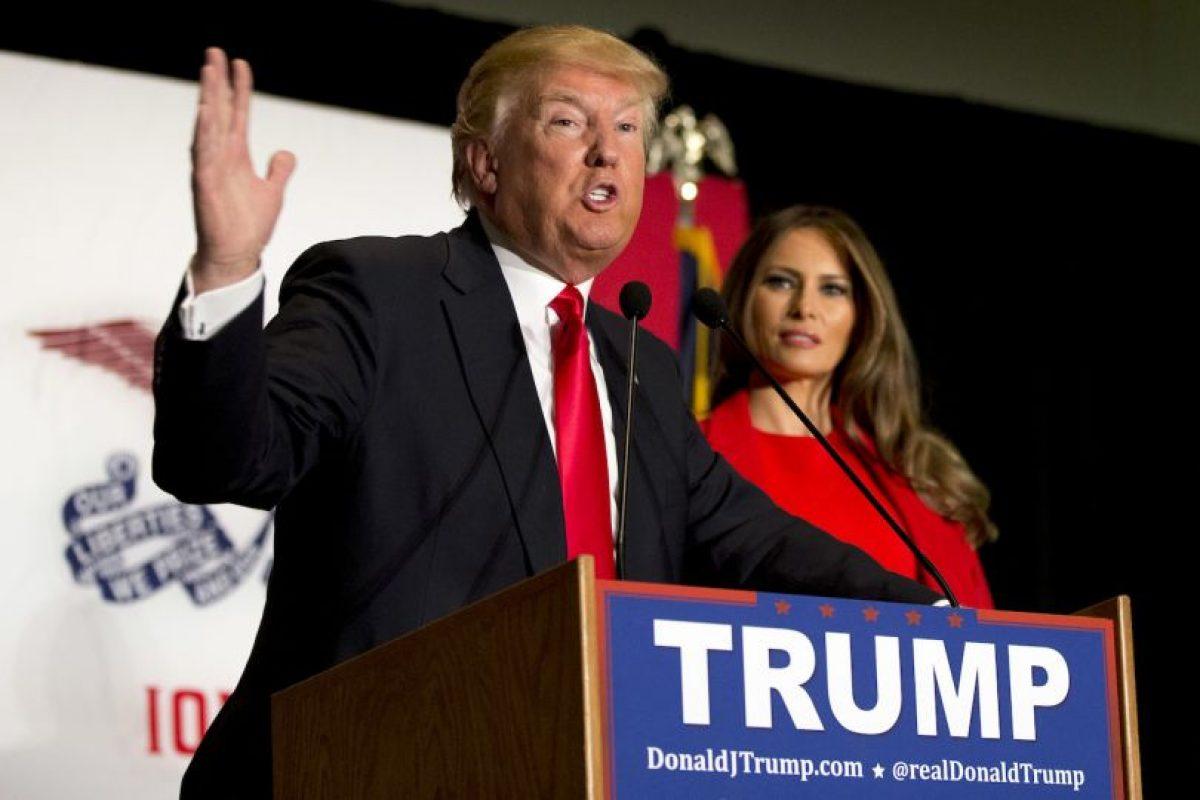 Los aspirantes demócratas y republicanos se afanaban hoy por convencer a los indecisos de apoyarles en las asambleas populares. Foto:AP. Imagen Por: