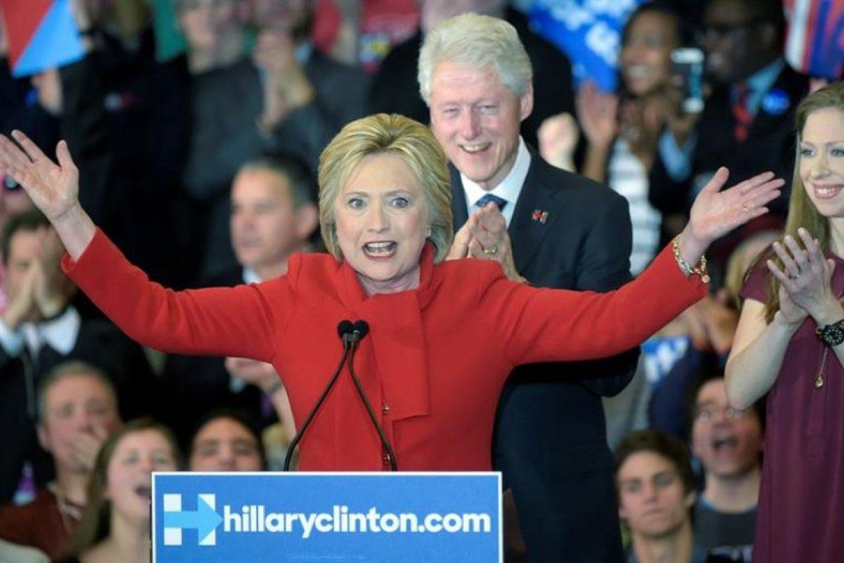 Hillary Clinton, Foto:EFE. Imagen Por: