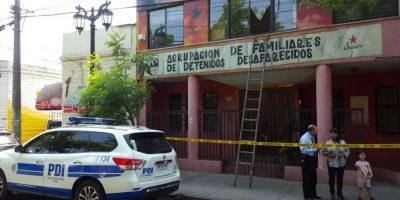 Desconocidos ingresan a sede de la Agrupación de DDDD: acusan amedrentamiento