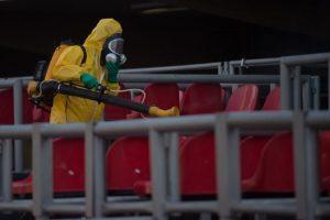 Además de bridar orientación a los ciudadanos de territorios en alerta. Foto:AFP. Imagen Por: