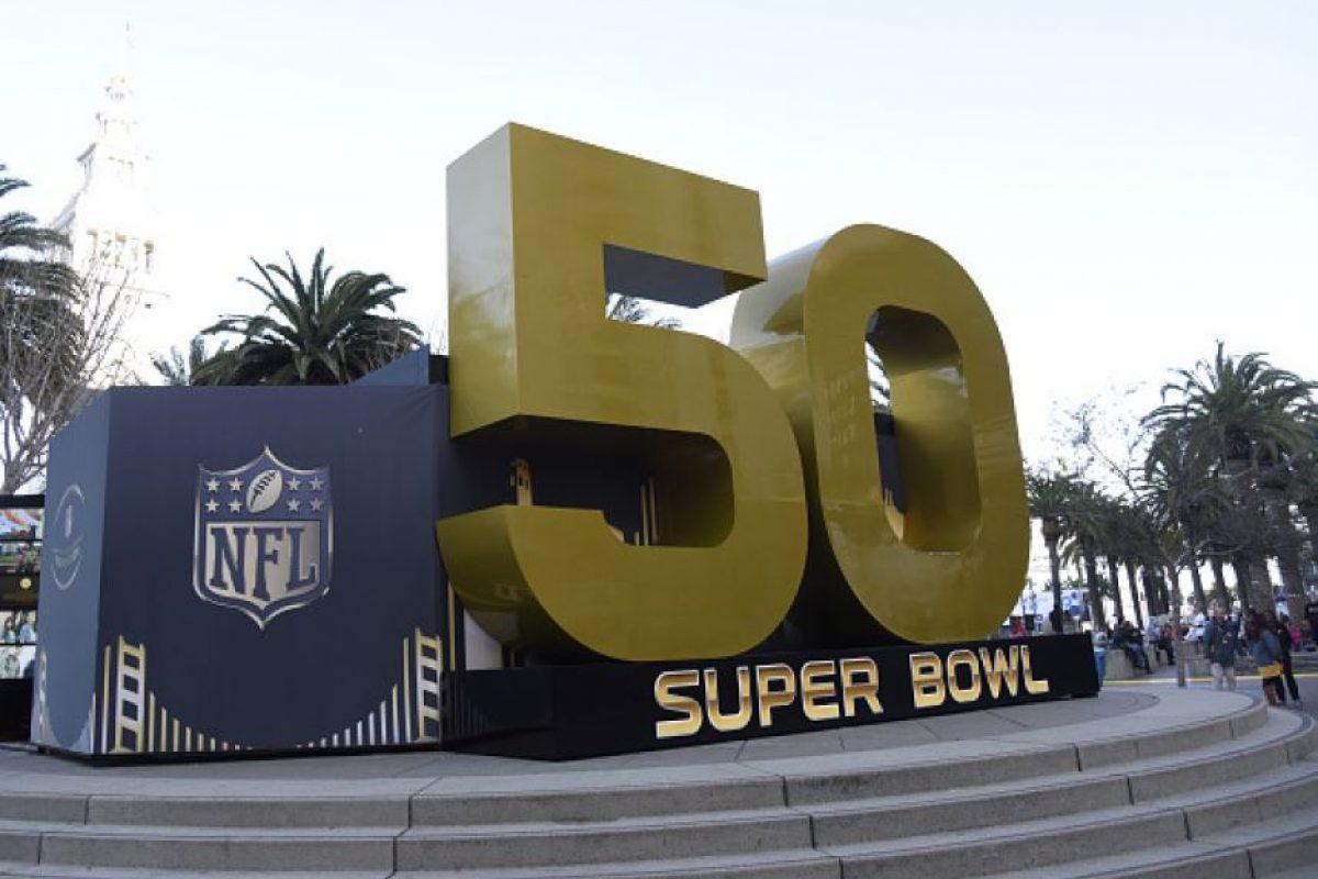 Este 7 de febrero se disputará el Super Bowl 50. Foto:Getty Images. Imagen Por: