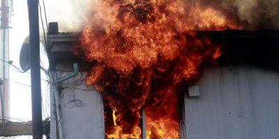Joven deberá pasar 11 años en la cárcel por incendiar su casa en Tocopilla