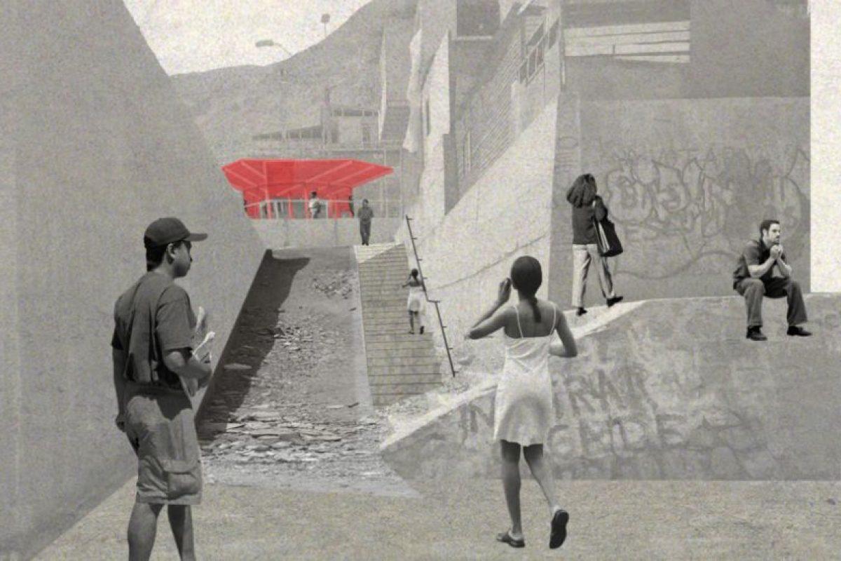 Imágenes del diseño del proyecto Foto:Ciudad Color. Imagen Por: