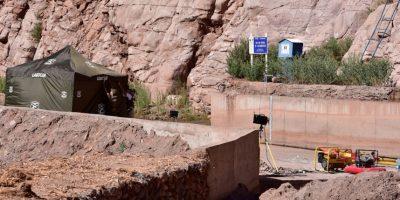 Búsqueda de Kurt Martinson: esta tarde excavaciones podrían entregar novedades
