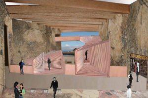 Proyección del museo. Foto:Gentileza. Imagen Por: