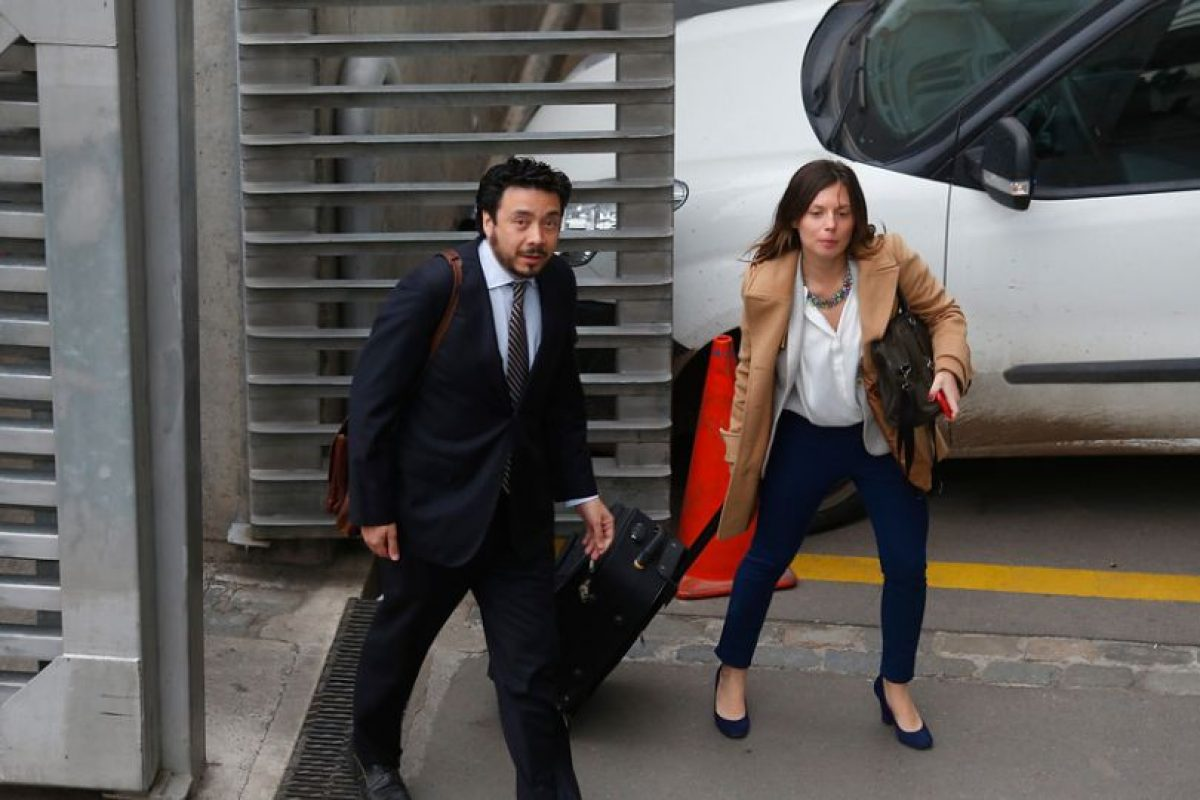 Fiscal Emiliano Arias Foto:Agencia UNO. Imagen Por: