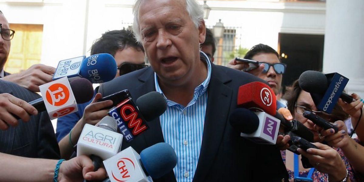"""Gobierno: aumento en Adimark se debe a que el """"país está contento"""" por la gratuidad"""