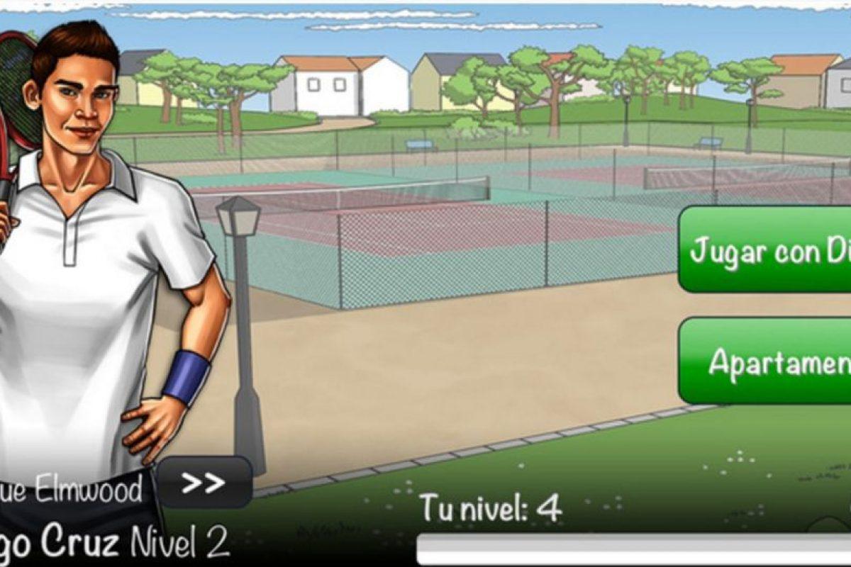 Hit Tenis 3 Foto:Focused Apps LLC. Imagen Por: