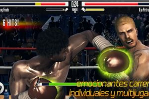 Real Boxing Foto:Vivid Games S.A.. Imagen Por:
