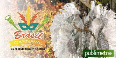 Infografía: Carnavales en Brasil