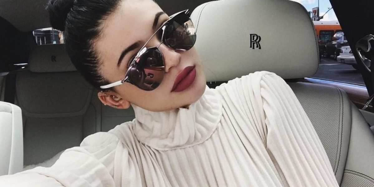 5 atuendos de Kylie Jenner que nos dejaron con la boca abierta