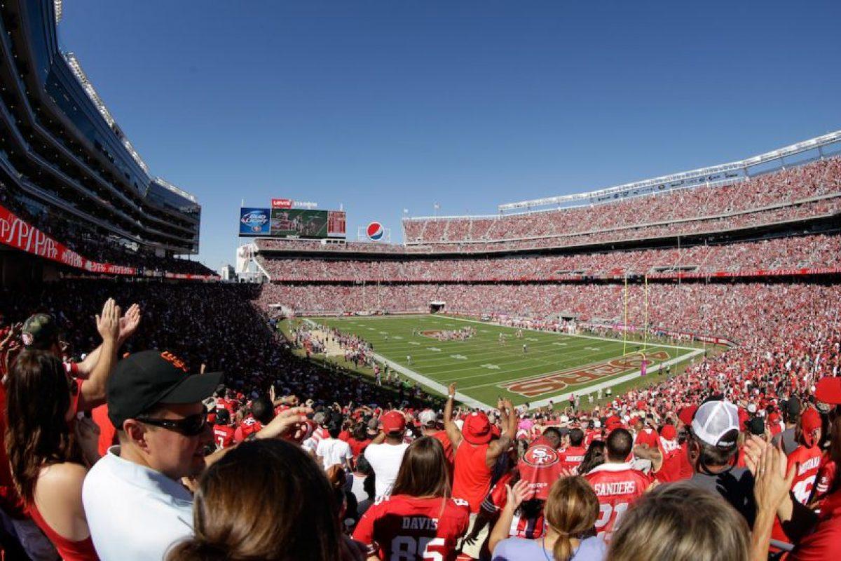 Cada asistente al Levi's Stadium gastará un promedio de 430 dólares entre bebidas, comida y souvenirs. Foto:Getty Images. Imagen Por: