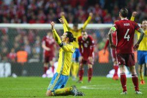 Es un polémico delantero sueco Foto:Getty Images. Imagen Por: