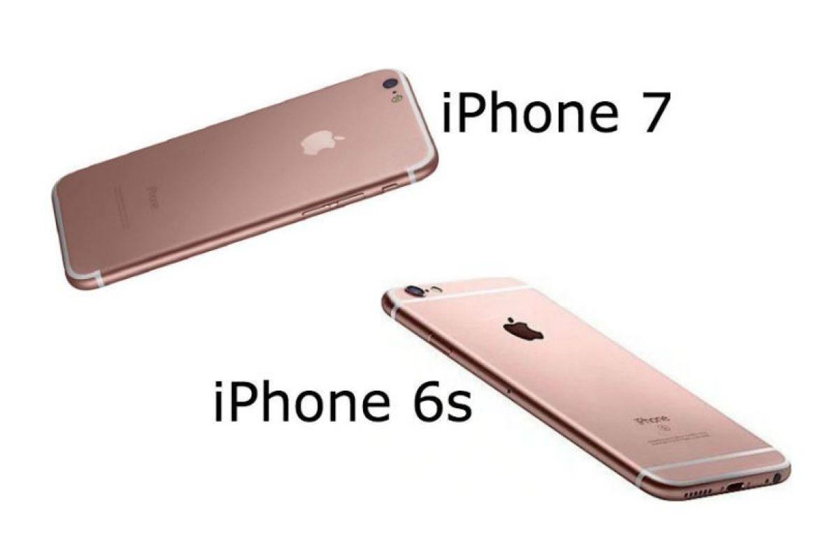 iPhone 7 cambiaría su diseño posterior. Foto:Vía MacRumors. Imagen Por: