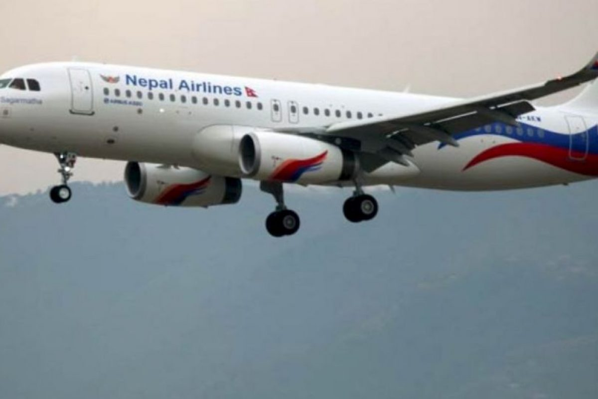 Nepal Airlines Foto:Wikipedia.org. Imagen Por: