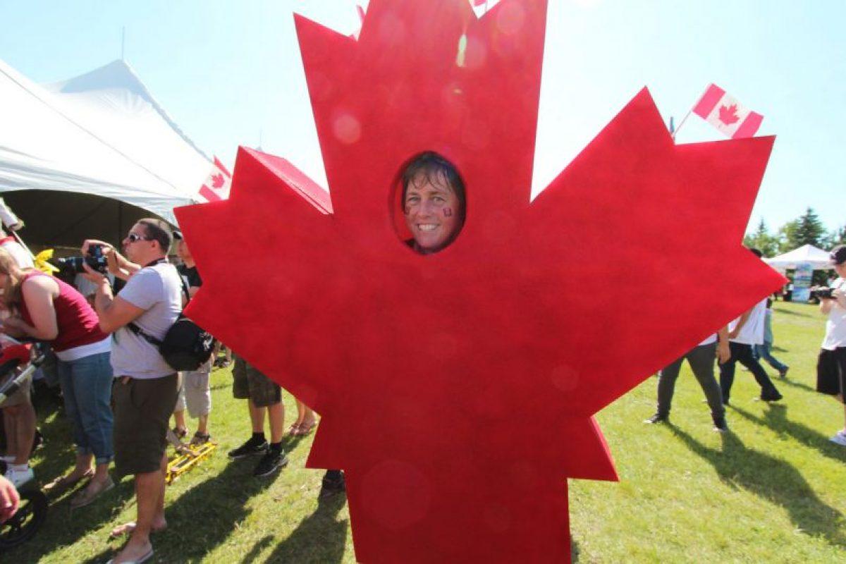 5. Canadá Foto:Flickr.com. Imagen Por: