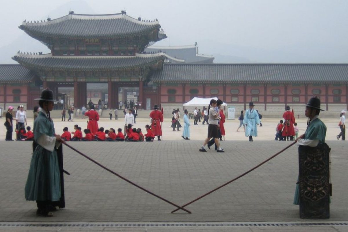 8. Corea del Sur Foto:Flickr. Imagen Por: