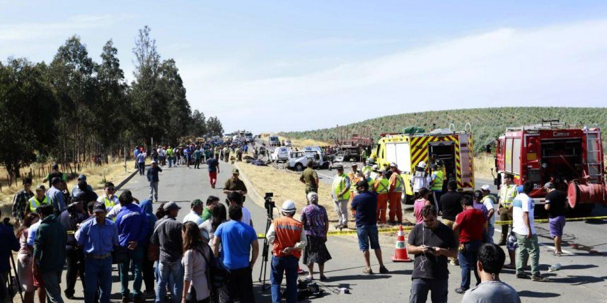 Multan en $16 millones a empresas por fatal accidente de temporeros en Angol