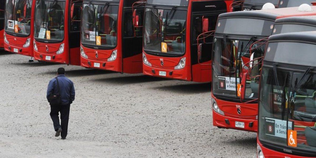 Transportes exigirá a las inmobiliarias construir terminales para buses del Transantiago