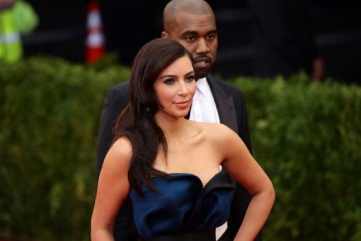 Kim está casada con el rapero Kanye West y tienen dos hijos. Foto:Getty Images. Imagen Por: