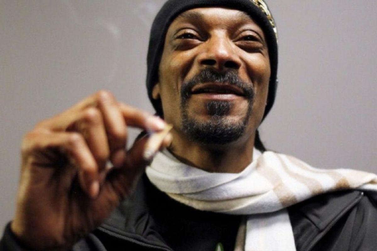 El rapero Snoop Dogg también entró al negocio de las apps. Foto:Getty Images. Imagen Por: