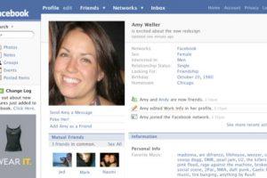 2007. Se le trataba al usuario en tercera persona. Foto:Vía Facebook. Imagen Por: