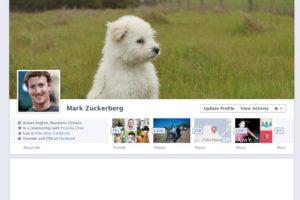 2011. El creador de Facebook se da cuenta que a los usuarios les encantan las imágenes y aparecen en diferentes formas. Foto:Vía Facebook. Imagen Por: