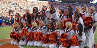 El otro Super Bowl 50: Duelo de bellas porristas de Carolina y Denver
