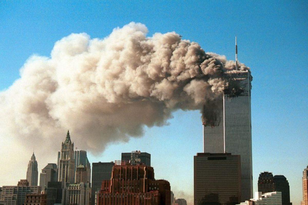 Los atentados causaron más de seis mil heridos, la muerte de dos mil 973 personas y la desaparición de otras 24. Foto:Getty Images. Imagen Por: