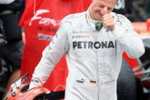 Michael Schumacher tuvo un fuerte accidente a finales de 2013 que lo dejó en coma Foto:Getty Imags. Imagen Por: