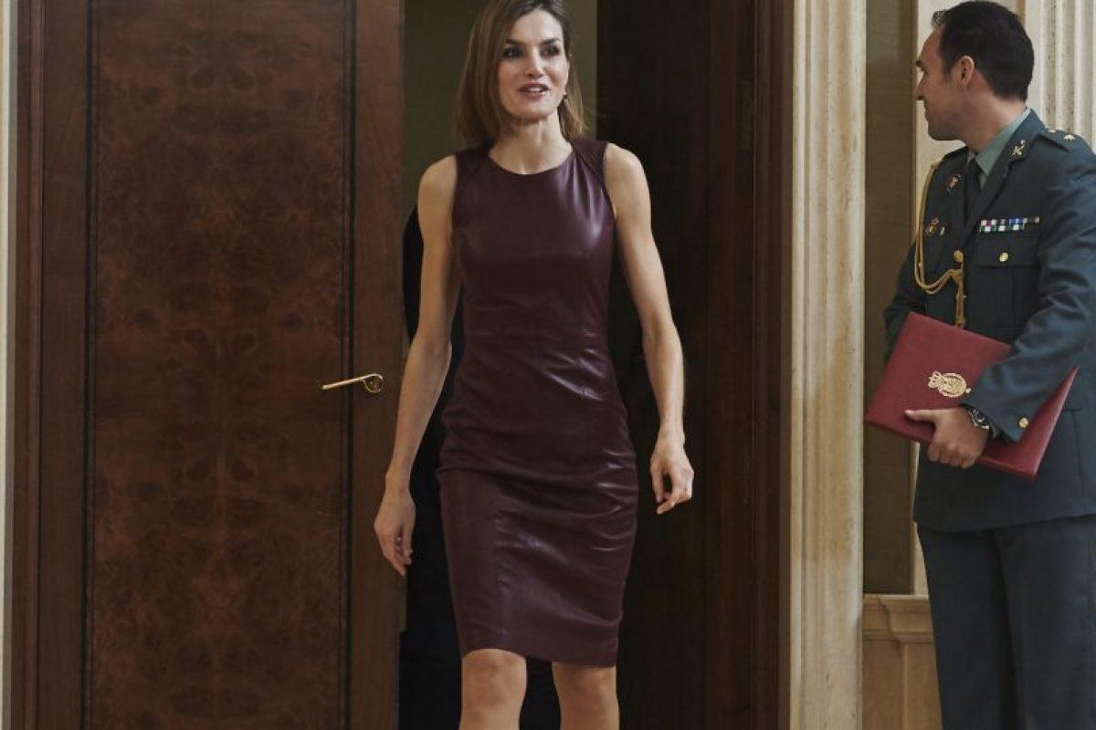 Outfits de Letizia que la hicieron lucir espectacular Foto:Getty Images. Imagen Por: