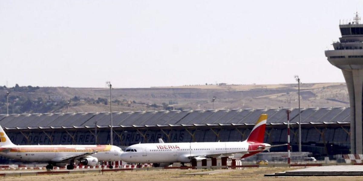 Termina la emergencia: no encuentran bomba en avión en el aeropuerto de Madrid