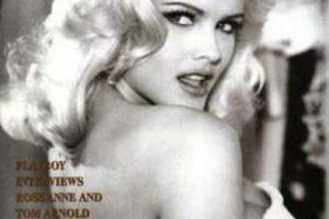 Anna Nicole Smith comenzó como stripper y luego se casó con un millonario tejano de 90 años. Foto:vía Playboy. Imagen Por: