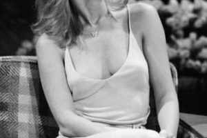 """Fue """"Playmate"""" en 1973. La causa de su deceso fue un accidente automovilístico. Foto:vía Getty Images. Imagen Por:"""