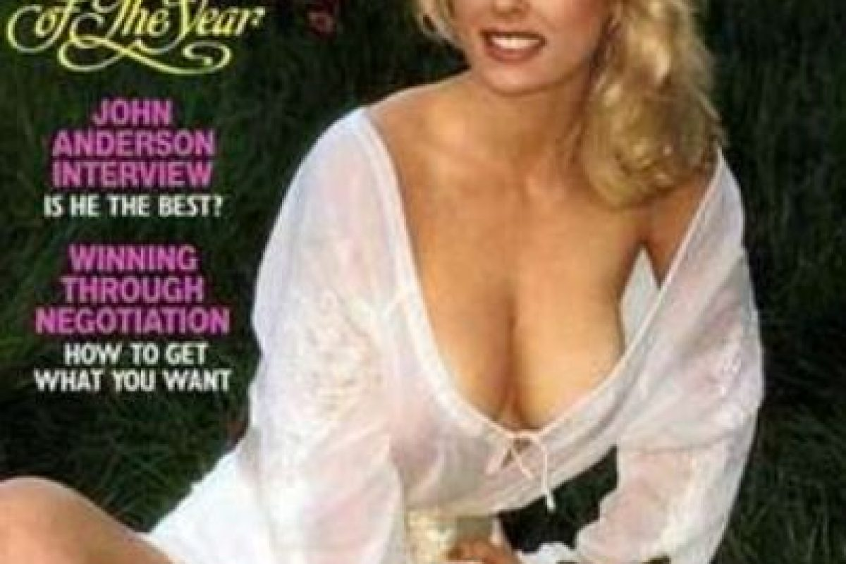 """Dorothy Stratten fue """"Playmate"""" en 1979 y su marido la mató brutalmente en un ataque de celos. Foto:vía Playboy. Imagen Por:"""