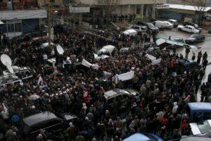 Como si esto no fuera suficiente, los habitantes sufren de bajas temperaturas del invierno sirio. Foto:vía Twitter. Imagen Por: