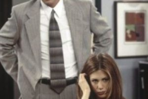 "Steven Eckholdt. Interpretó a ""Mark"", el compañero de trabajo que intenta conquistar a ""Rachel"" Foto:Warner. Imagen Por:"